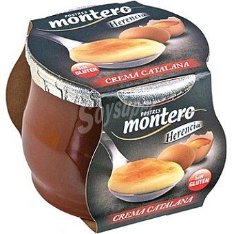 Montero Crema catalana Tarro 140 g