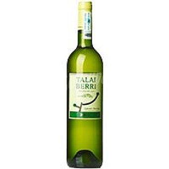 D.O. Getaria TALAI BERRI Txakoli Botella 75 cl