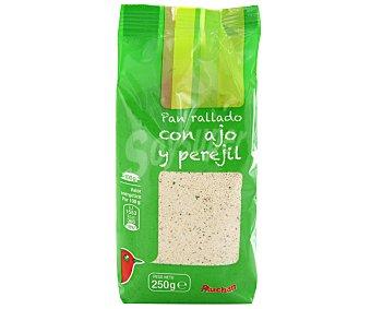 Auchan Pan rallado con ajo y perejil 250 gramos