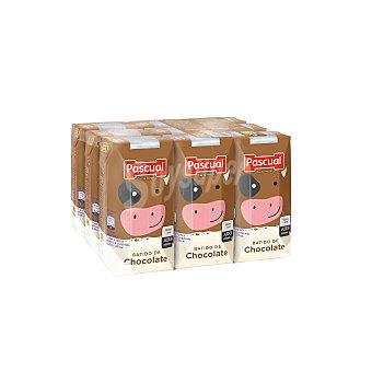 Pascual Batido de cacao pack 9 envases 200 ml pack 9 envases 200 ml