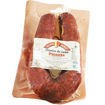 Cecinas pablo Chorizo de León picante pieza 450 g 450 g
