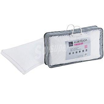 Casactual Micro almohada blanca de microfibra con tratamiento de gel 90 cm