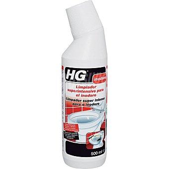 HG limpiador super intensivo para el inodoro bote 500 ml