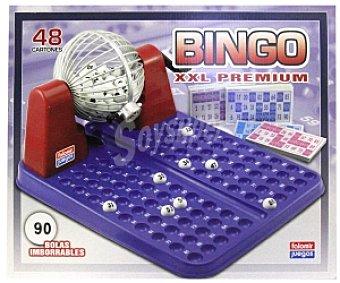 FALOMIR JUEGOS Bingo Mecánico XXL Premium 1 Unidad