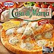 Pizza 4 quesos 395 g Casa di Mama Dr. Oetker