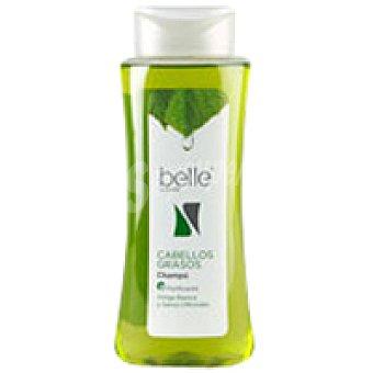 Belle Champú cabello graso  Bote 400 ml