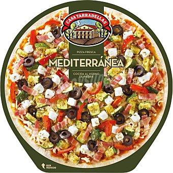 Casa Tarradellas Pizza mediterránea Envase 415 g