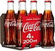 Refresco de cola Pack 6 x 20 cl Coca-Cola