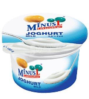 MinusL Yogur Natural Sin Lactosa 150 g