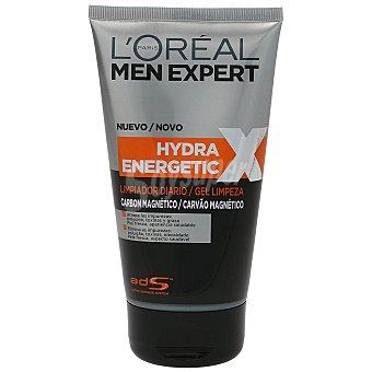 L'Oréal Men Expert Gel limpiador carbón magnetico l`oreal Tubo 150 ml