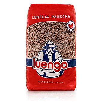 Luengo Lenteja pardina extra Paquete 1 kg
