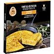 Tortilla de patata gourmet sin cebolla elaboración artesanal lista en 8 minutos bandeja 700 g 8 bandeja 700 g La cocina de Senén