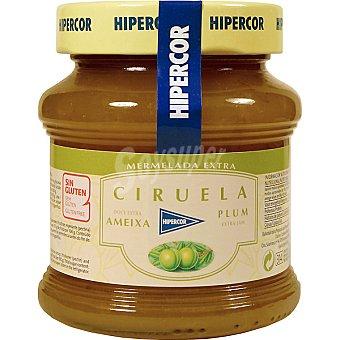 Hipercor Mermelada de ciruela Frasco 350 g