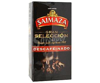 Saimaza Café Descafeinado Molido Natural 250 g