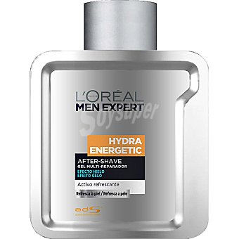 L'OREAL MEN EXPERT HYDRA ENERGETIC After shave bálsamo efecto hielo anti-ardor frasco 100 ml Frasco 100 ml