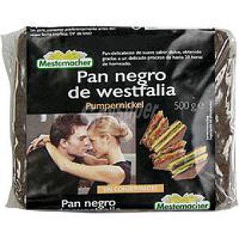 Mestemacher Pan negro Paquete 500 g