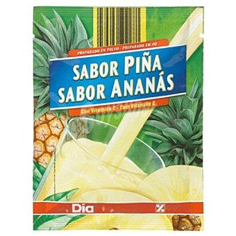 DIA Refresco polvo sabor piña sobre 40 gr