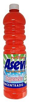 Asevi Fregasuelos concentrado super perfumado (botella naranja) Botella 1 l