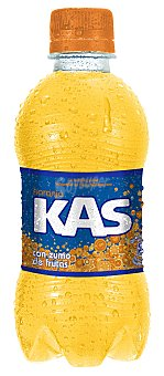 Kas Refresco con gas sabor naranja Botella de 33 cl