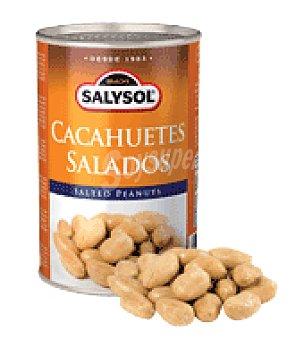 SalySol Cacahuetes repelados salados linea grande 150 g