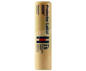 Isdin Protector labial SPF15 4 Gramos