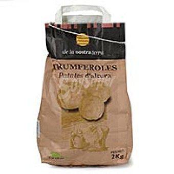 Trumferoles Patata de aprox 2 kg