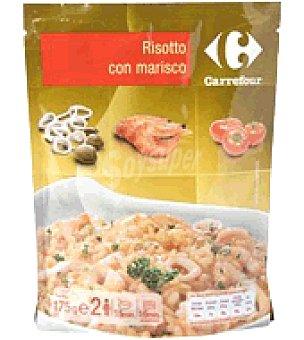 Carrefour Risotto con marisco Envase de 175gr