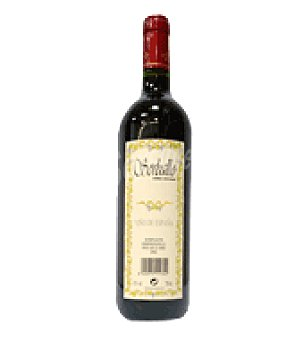 Sorballo Vino tinto joven gallego 75 cl