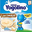 Postre lácteo con cereales desde 6 meses pack 4x100 G Envase 400 g Yogolino Nestlé