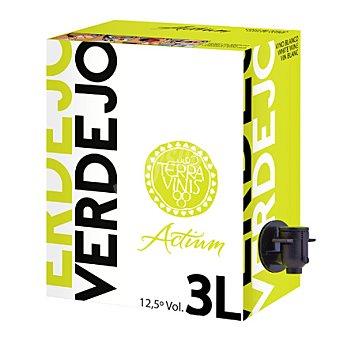 ACTIUM Vino de la Tierra de Castilla blanco verdejo Bag in Box 3 L