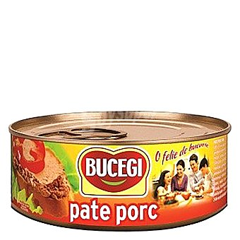 Skandia Pate cerdo bucegui 100 g