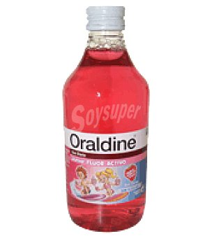 ORALDINE Enjuague junior 400 ml
