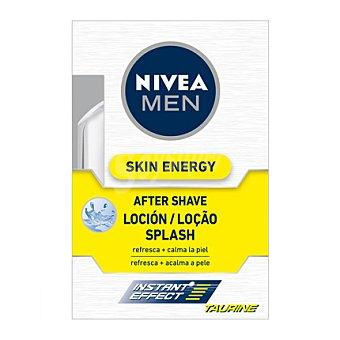 Nivea Loción after shave Skin Energy Splash 100 ml