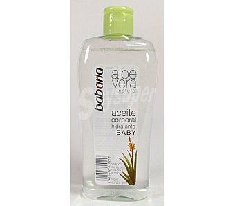 Babaria Aceite corporal 400 ml