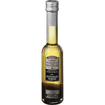 Borges Condimento de aceite de oliva de aceitunas negras Botella 200 ml