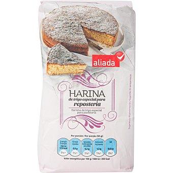 Aliada Harina de trigo especial para repostería Paquete 1 kg