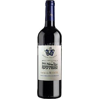 CORTIJO DE ANAGIL Vino tinto reserva de la tierra Altiplano de Sierra Nevada Botella 75 cl