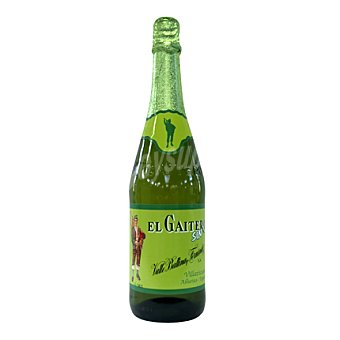 El Gaitero Sidra sin alcohol 70 cl