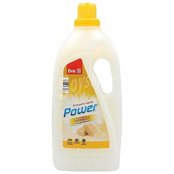 DIA Detergente máquina líquido al jabón de marsella Botella 40 lavados