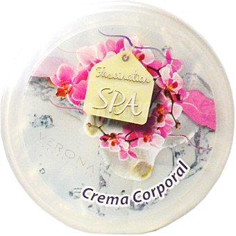 Verona crema corporal de Orquídeas Salvajes y Seda  tarro 250 ml
