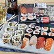 Combinación L Bandeja de 375 g Sushi Daily