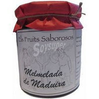 ELS FRUITS SABOROSOS Mermelada de fresa Tarro 270 g