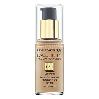 Max Factor Maquillaje Face Finity 3en1 77 1 ud