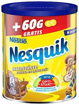 Nesquik Nestlé Cacao soluble Lata 400 g