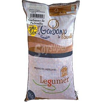 Legumer Garbanzo de Pedrosillo Tierra de sabor saco 1 kg saco 1 kg