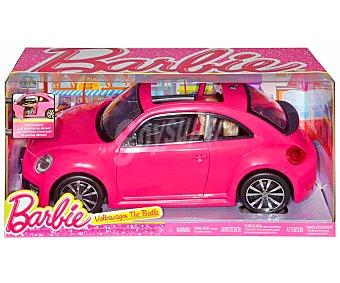 Barbie Muñeca con su coche New Beetle barbie