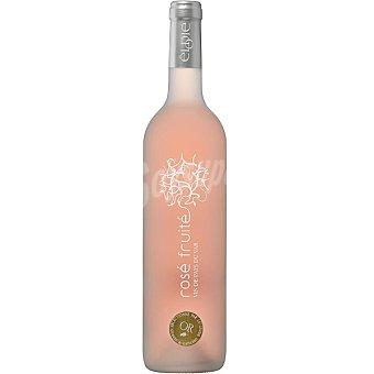 ELODIE Vino rosado afrutado Pays du Var Francia Botella 75 cl