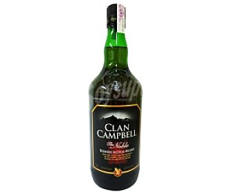 Clan Campbell Blended Whisky Escocés Botella de 2 Litros