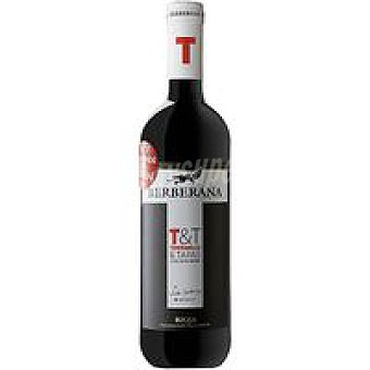 BERBERANA T&T Vino tinto de la tierra Botella de 75 cl