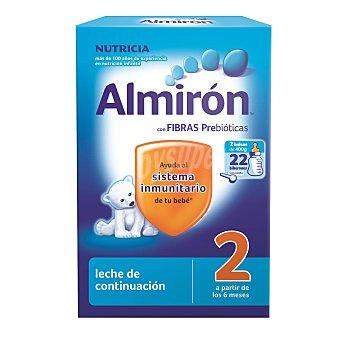 Almirón Nutricia Leche de continuación Caja 800 g